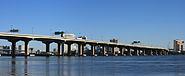 Fuller Warren Bridge, Jacksonville FL 1 Panorama