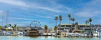 Balboa Fun Zone - The Balboa Fun Zone.