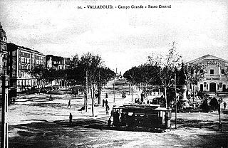 Trams in Valladolid