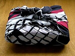 Furoshiki - A furoshiki design by Friedensreich Hundertwasser