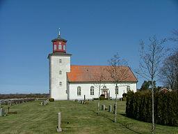 Gårdby kirke.