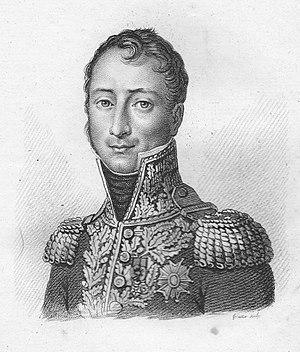 Auguste-Jean-Gabriel de Caulaincourt - General Count Auguste de Caulaincourt