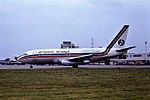 G-AVRO B737-200 Britannia 10-05-1975 (36002217131).jpg