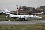 G-JBIS Cessna 550 CVT (36879190170).jpg