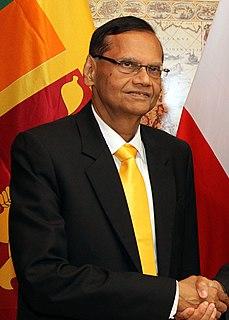 G. L. Peiris Sri Lankan politician
