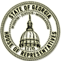 Seal of the Georgia House of Representatives