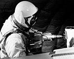 GEMINI-TITAN GT-XIII - TRAINING - PILOT IN WEIGHTLESSNESS USING EXPERIMENT TOOL - FL DVIDS703712.jpg