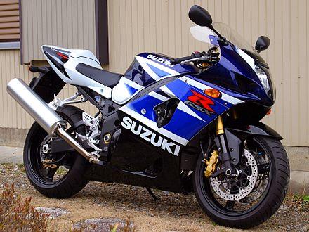Suzuki GSX-R1000 - Wikiwand