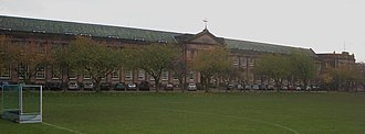 George Watson's College - Image: GWC front