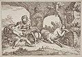 Gaetano Zompini, after Giovanni Benedetto Castiglione, Chiron Teaches Music to Achilles, 1758-1759, NGA 144587.jpg