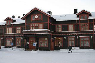 Gällivare Municipality Municipality in Norrbotten County, Sweden