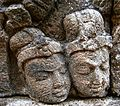 Gandavyuha - Level 3 Balustrade, Borobudur - 015 East Wall (8602528150).jpg