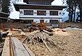 Gantey Monastery - Phobjikha Valley near Nubding - Bhutan - panoramio (2).jpg