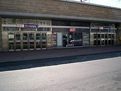 Gare de Champigny