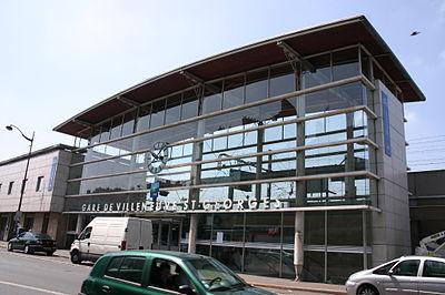 Gare de Villeneuve-Saint-Georges