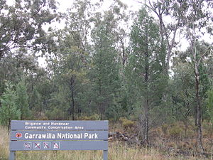 Garrawilla National Park - Garrawilla National Park