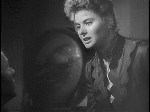 Gaslight (1944 film) - Charles Boyer and Ingrid Bergman in the final confrontation