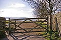 Gate to field, Holy Island - geograph.org.uk - 1235384.jpg