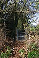 Gate to footpath - geograph.org.uk - 1062676.jpg