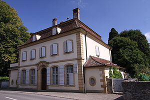 Haut-Vully - Gatschet House