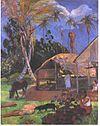 Gauguin - Die schwarzen Schweine - 1891.jpg