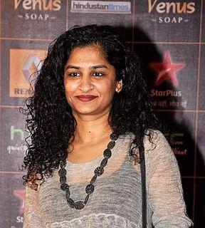Gauri Shinde Indian film director