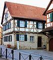Geburtshaus Friedrich Schiller in Marbach.JPG