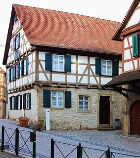 Marbach am Neckar German municipality