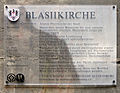 Gedenktafel Blasiistr (Quedlinburg) St Blasii.jpg