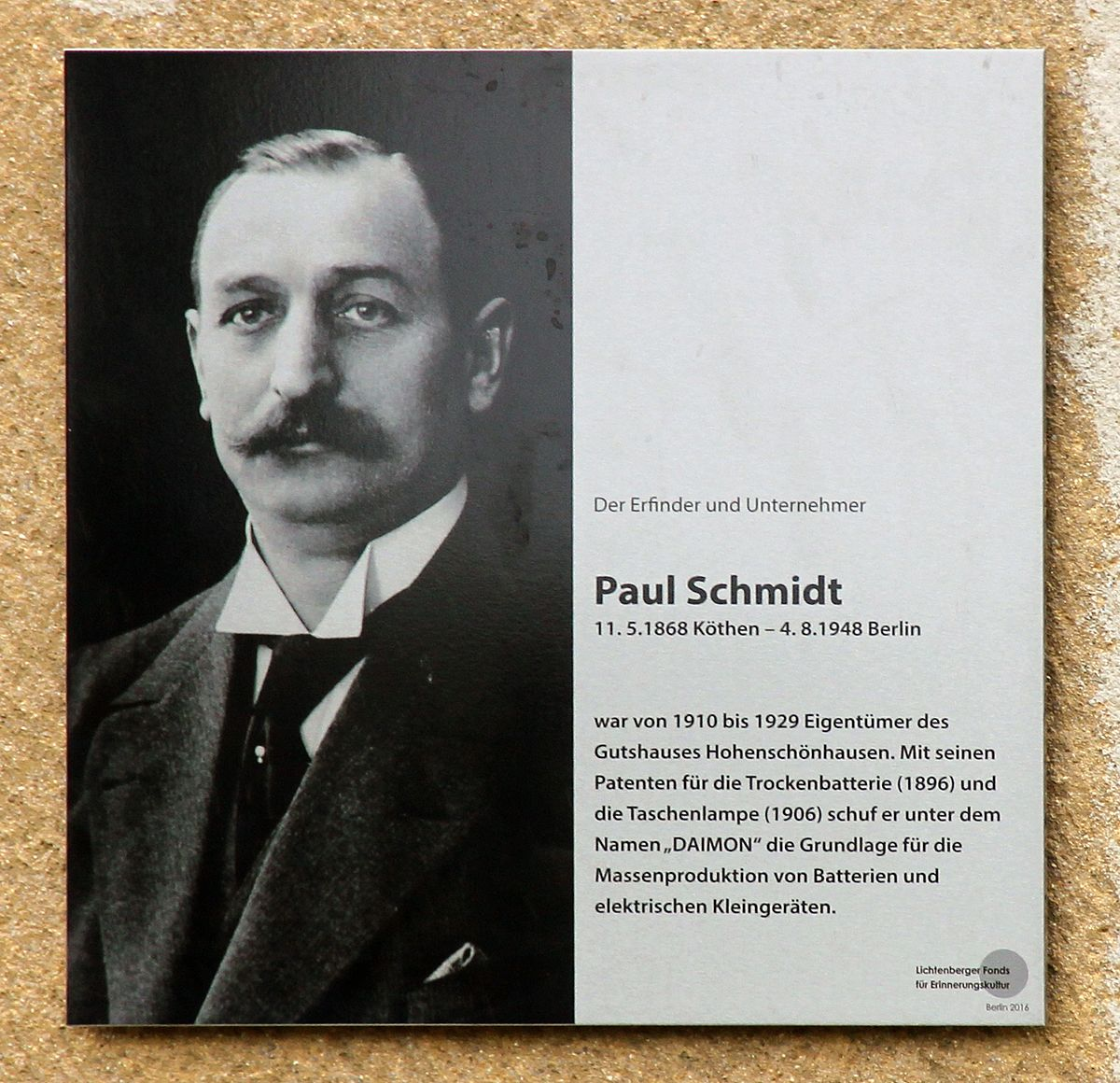 Paul Schmidt (Unternehmer) – Wikipedia
