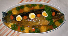 Gefilte fish - Wikipedia, the free encyclopedia