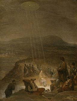 Gelder, Aert de - The Baptism of Christ - c. 1710