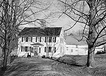 General John Sullivan House, Newmarket Road, Durham (Strafford County, New Hampshire).jpg