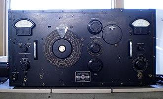General Radio - Type 805-C, Signal Generator