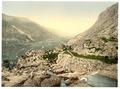General view, Nant Francon (i.e. Nant Ffrancon) Pass, Wales-LCCN2001703526.tif