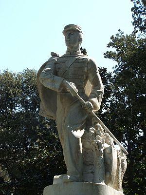 Nino Bixio - Monument to Nino Bixio, Genoa