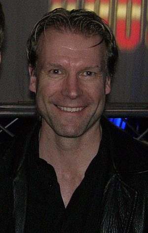 Geoff Ward (ice hockey) - Geoff Ward (2007)