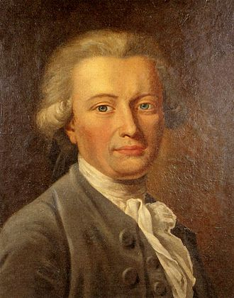 Georg Forster - Georg Forster at age 26, by J. H. W. Tischbein, 1781 (also ascribed to Anton Graff)