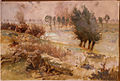 George Edmund Butler - The fight at the quarry outside Bapaume.jpeg