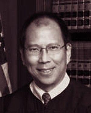 George H. Wu - Image: George H. Wu District Judge