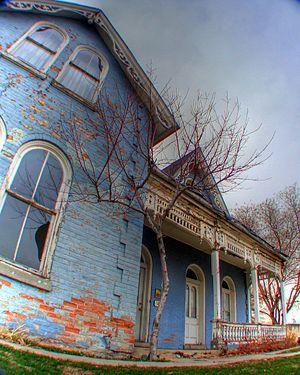 George Taylor Jr. House - Image: George Taylor Jr. House Provo, UT