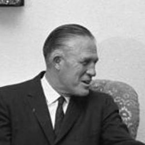 Tea Leaves (Mad Men) - George W. Romney, Governor of Michigan in 1966, was mentioned by Henry Francis (Christopher Stanley)