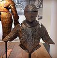 Germania del nord, mezza armatura da giostra o da torneo, 1660 ca.jpg