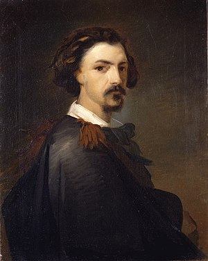 Gerolamo Induno - Self-portrait (date unknown)