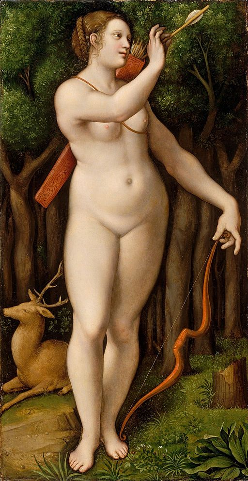 Giampietrino Diane the Huntress