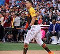 Giancarlo Stanton competes in final round of the '16 T-Mobile -HRDerby (28568340625).jpg