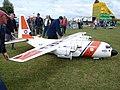 Giant Model Airplane, Kemble Air Show 2009 (3643972229).jpg