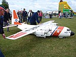 Giant Model Airplane, Kemble Air Show 2009 (3643972229).jpg
