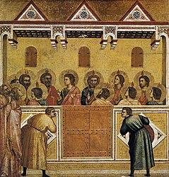 Giotto: Pentecoste