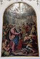 Giovanni Maria Butteri, Centurione di Cafarnao che impetra da Cristo la guarigione del figlio, 1585 ca. 01.JPG